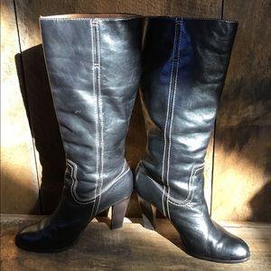 Vintage Frye Vicki Campus Boots